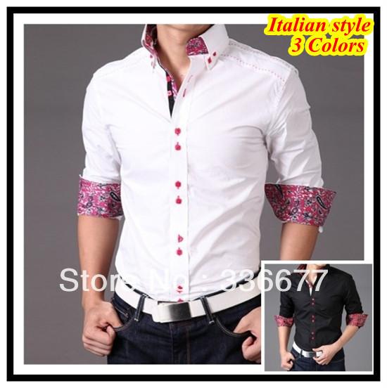 Popular italian shirts for men buy cheap italian shirts for Affordable custom dress shirts online