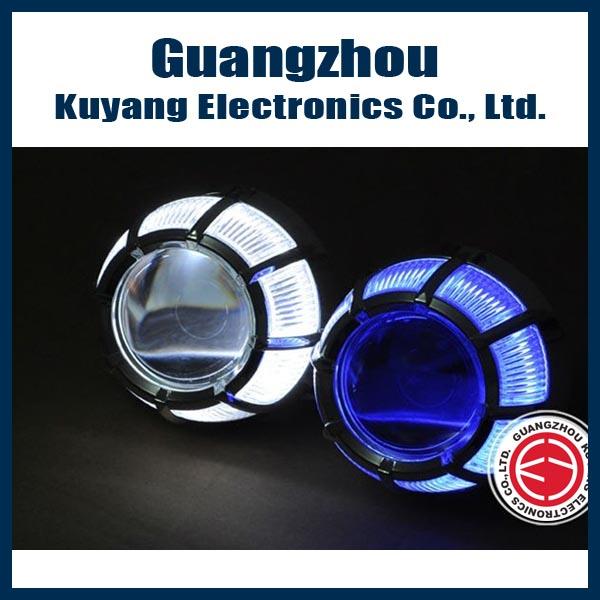 2pcs G8 projector lens+2pcs special bulb+2pcs ballast(China (Mainland))