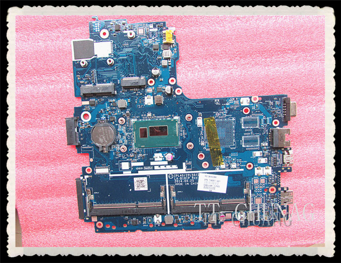 for HP laptop motherboard Probook 440 G2 system board notebook i3-4030 768057-601 LA-B181P 100% fully tested ok(China (Mainland))