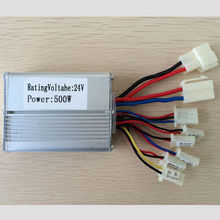 STOCK IN USA Motor Brush Speed Controller for Electric Bike Bicycle Scooter 36V 500W(China (Mainland))