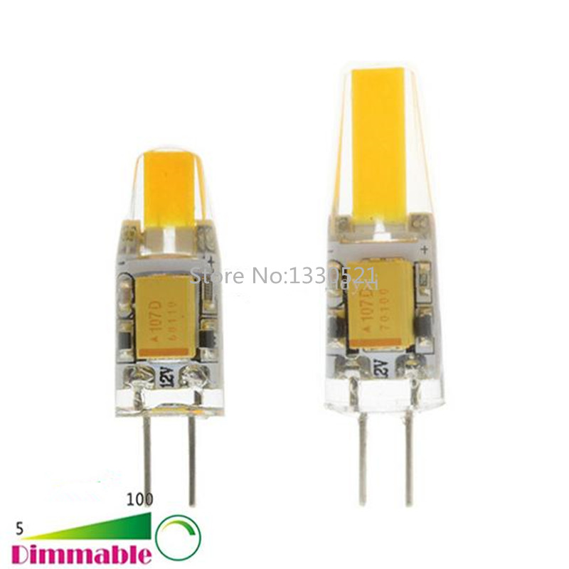 New Bombillas G4 LED Light Dimmable AC / DC 12V 3W 5W Lampada COB LED Lamps Crystal Chandelier LED Bulb Ampoule Candle Luz(China (Mainland))
