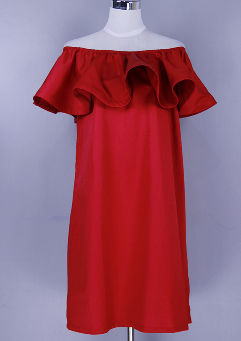 Как сделать платье с широкой
