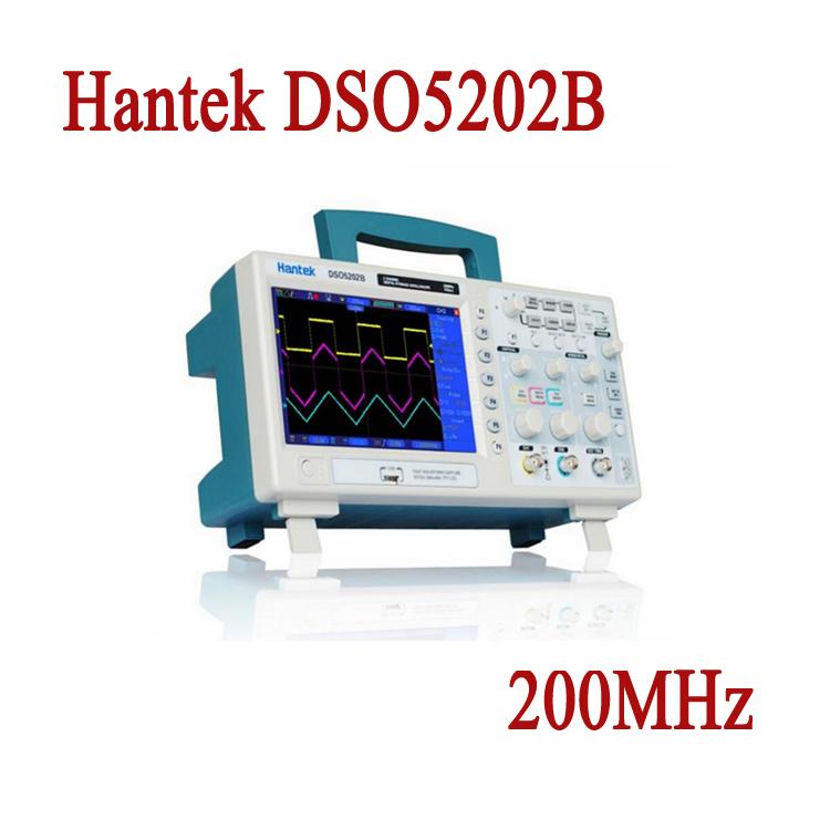 Best Usb Oscilloscope : Hantek dso b digital multimeter oscilloscope usb pc