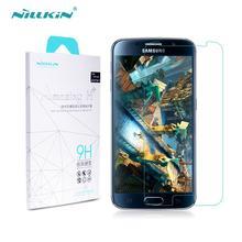 Защитное закалённое стекло Nillkin H+ для Samsung Galaxy S6 Edge / G9250 / G920F