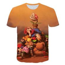 BZPOVB новая футболка с 3d изображением Джокера Забавный персонаж Джокер брендовая одежда дизайн 3d Футболка Летний стиль футболки с принтом(China)