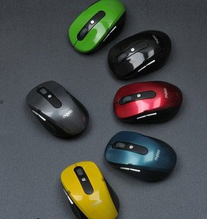 New 2 4G Wireless Optical Mouse Mice USB Receiver 7100