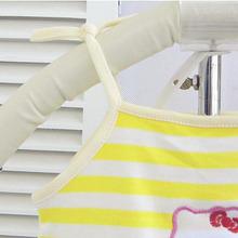 Multi colors Baby Cotton Vest Summer Dresses Kids Infant Clothing For Girl Children s Dress Causal