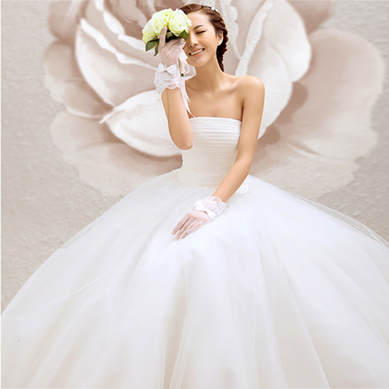 Free shipping 2015 newest plus size maternity fashion sexy pleat lace up floor length gown bridal dress wedding dresses(China (Mainland))