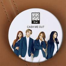 Youpop Kpop FX F (X) 4 Dinding Album Bros K-POP Pin Aksesoris untuk Pakaian Topi Ransel Dekorasi HZ1778(China)