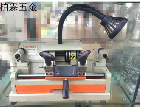 2015 HOT SELL High quality Model 101 WenXing key cutting machine with external cutter(China (Mainland))