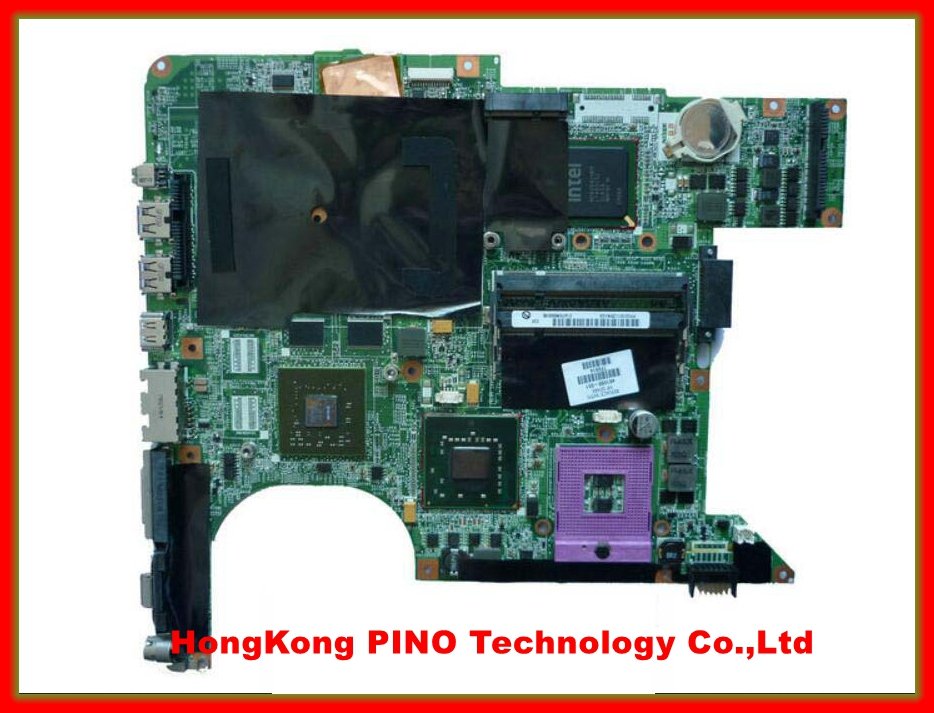 461068-001 447982-001 for DV9000 DV9500 laptop motherboard PM965 100% Tested working(China (Mainland))