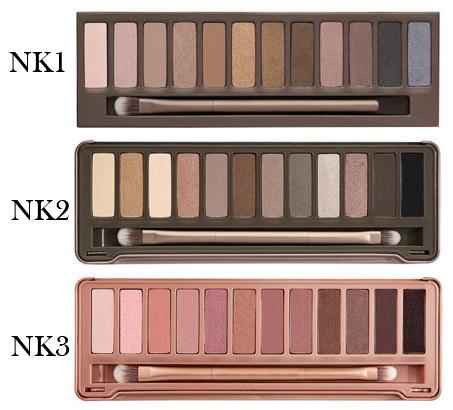 Brand Cosmetic eyeshadow palette nake makeup eye shadow palette make up beauty(China (Mainland))