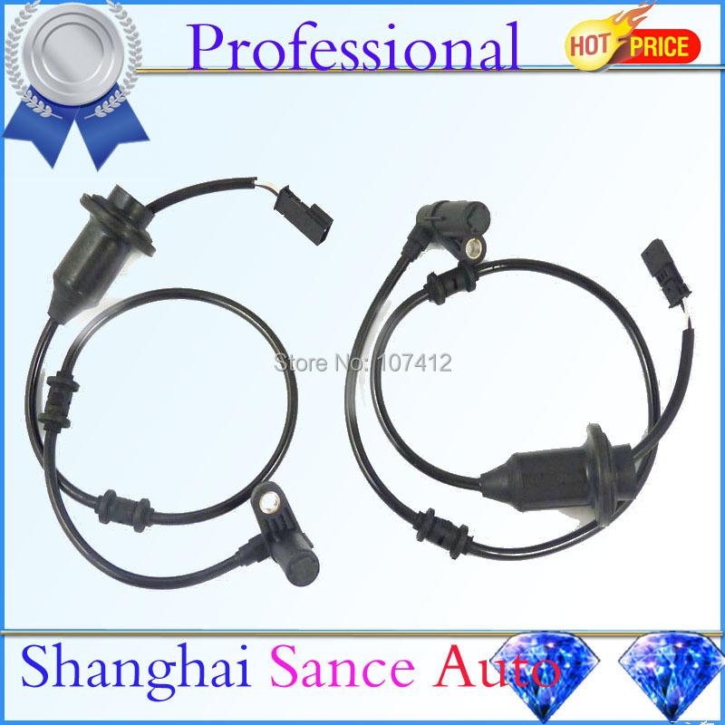 ABS Wheel Speed Sensor Rear Left Right 2205400417 2205400517 Mercedes-Benz W220 W215 CL500 S350 S430 S500 S600 CL55 S55 AMG - Shanghai Sance Auto Part Co., Ltd. store