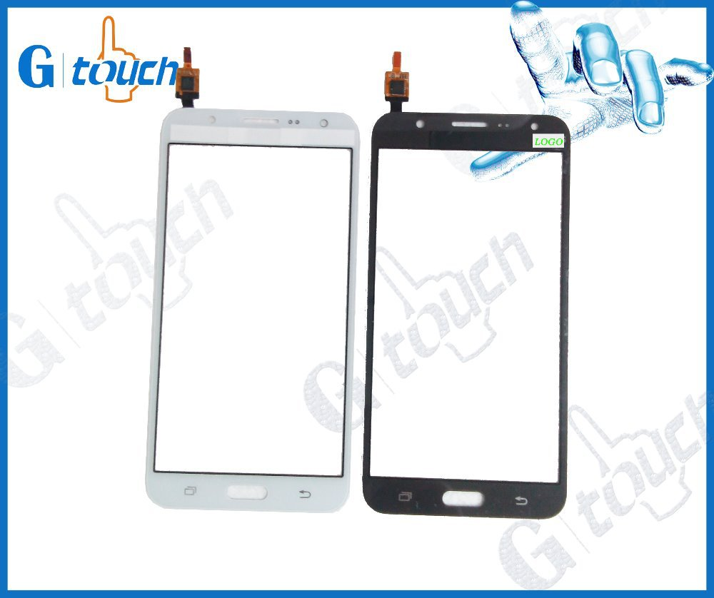 Original Cell Phone digitizer lens glass touch screen for Samsung J7 J7008 glass front digitizer glass screen replacement(China (Mainland))