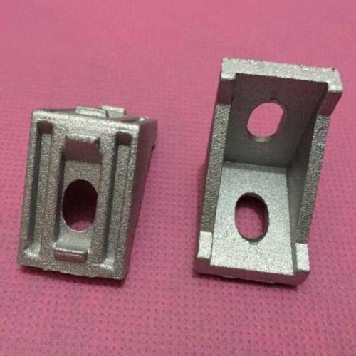 2020 Slot 6 Corner Angle L Brackets Connector Fastener Aluminum Accessory 10Pcs(China (Mainland))