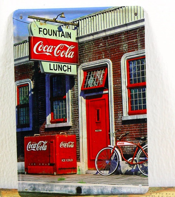 Freeshipping 1pc PAINTING Tinplate commercial vintage tle tin Sign Bar Pub Home Wall Decoration Retro Metal Poster WHOLESALE