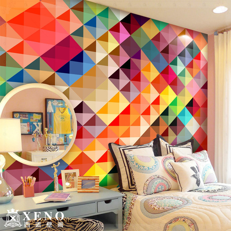 Abstract 3d photo mural large wall art wallpapers for for Wallpaper for large walls