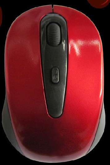 Free Shipping Rapoo Classic 2.4GHZ Wireless Optical Scroll Wheel Mouse Mice For Dell/Lenovo/Asus For Left&Right Hand Use(China (Mainland))
