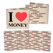 1 Pc purses chic wallet credit card Trendy Wallets Mini paper Wallet Card Purse Credit Money Holder Bag(China (Mainland))