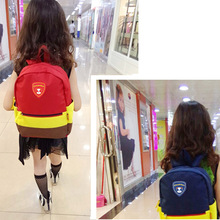 Outdoor Hiking Camping Bag Nylon Oxford Children School Bags Girl Patchwork Backpack Kds Bookbags Bag Women(China (Mainland))