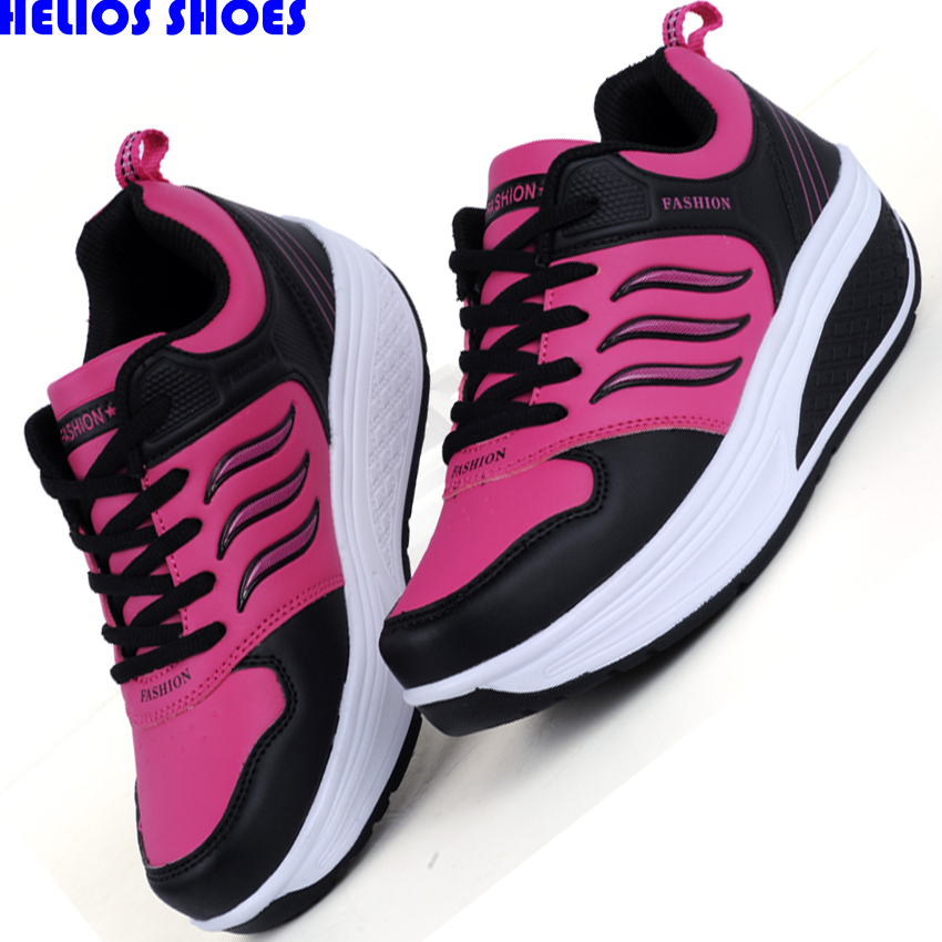 outdoor casual shoes women platform swing fitness trainers shoes female ladies girls brand light casual shoes women zapatos 19h8(China (Mainland))