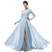 abendkleider lang vestidos de gala 2018 robe vestido festa longo noite robe 2018 evening dress(China)