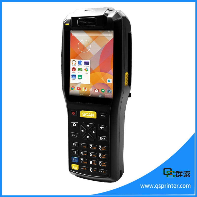 Portable android pda cheap with 3G,WIFI,Bluetooth,Barcode scanner,GPS, GPRS(China (Mainland))