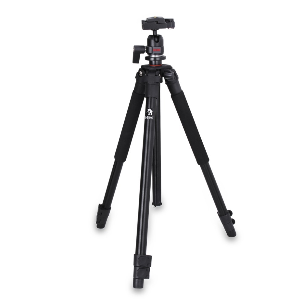 """Brand New Beike Pro 60"""" Photo/Video Camera Tripod For Canon For Nikon For Sony + More Up To 5.0Kg(China (Mainland))"""