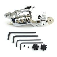 New Steel Rotary Tattoo Machine Gun Liner and Shader Sunshine Machine Tattoo Gun