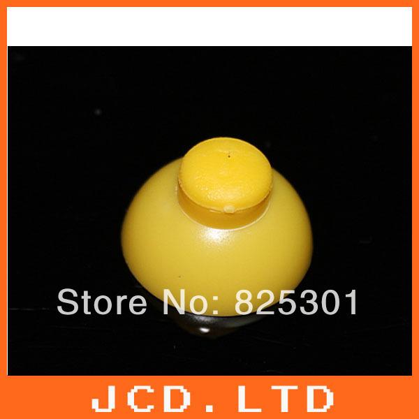 C-Button Analog Stick Cap Nintendo Gamecube controller - Yellow Joystick Thumbstick JCD (ShenZhen store CO., LTD)