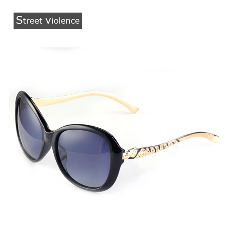 Fresh market new fashion sunglasses polarized sunglasses fashion leopard head metal temples and enjoy the atmosphere of elegant Одежда и ак�е��уары<br><br><br>Aliexpress