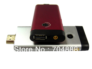 Android TV Box Rockchip3066  Dual Core  Camera+Air Mouse