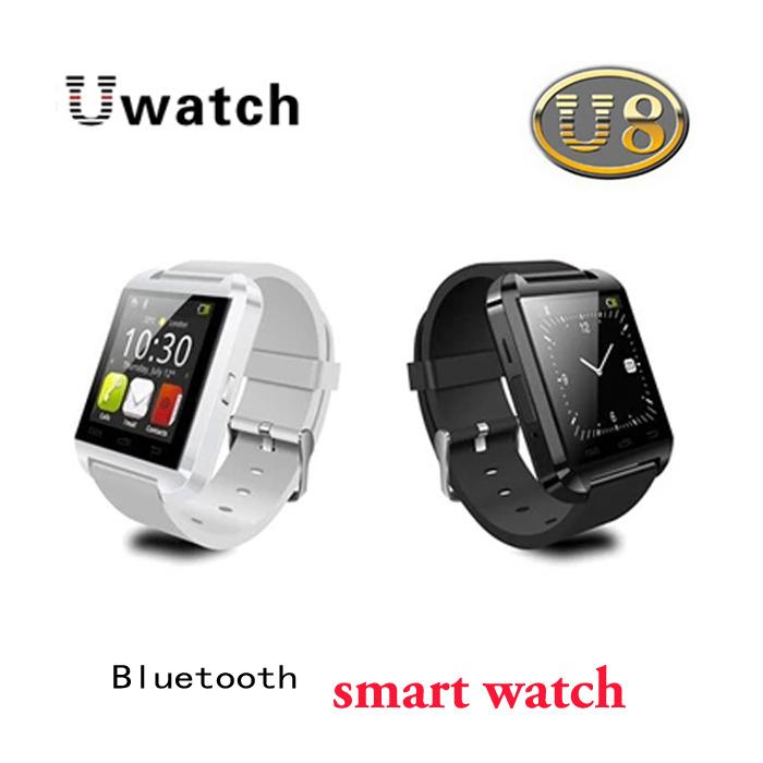 2015 New Bluetooth watches android U8 smartwatch(China (Mainland))