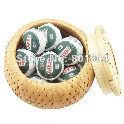 Чай Пуэр ! ! 25pcs Lotus Tuo , чай пуэр chinese chadao 2008 100g tuo cha