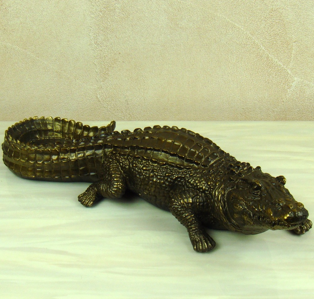 online buy wholesale alligator ornament from china alligator ornament wholesalers. Black Bedroom Furniture Sets. Home Design Ideas