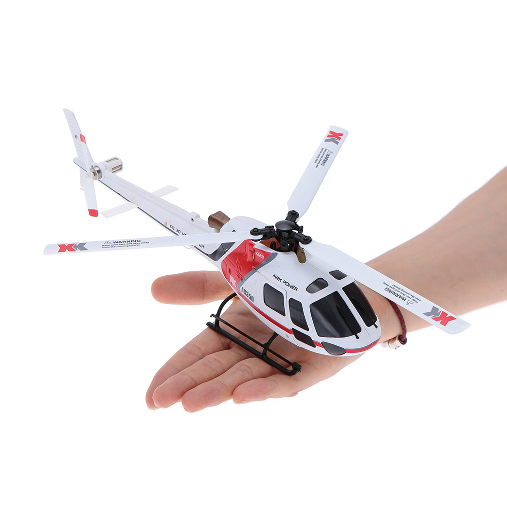 Original XK AS350 K123-B 6CH 3D 6G System RC helicopter Brushless Motor BNF Helicoptero Without remote control(China (Mainland))
