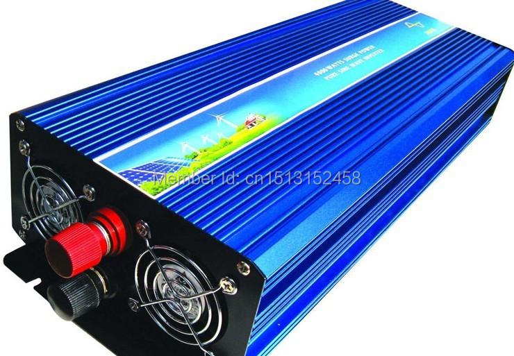 DHL FedEx Free Shipping off grid inverter 3000w pure inverter pure sine wave inverter 3KW(China (Mainland))