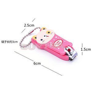 Wholesale 1pcs/lot Cute Animal Cartoon Nail Clippers /Mini Nail Clippers Cail Scissors/Nail Cutter(China (Mainland))