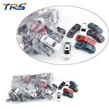 2016 wholesale miniature plastic scale model car 1;100(China (Mainland))