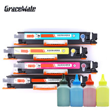Buy 11.11 Cartridge 729 Canon 7018C toner Cartridge +4 bottle color powder 7010 7010C 7018 LBP7010C LBP7018 CRG729/329/129 for $69.14 in AliExpress store