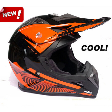 (1pc&2colors) Anti-UV Breathable Windproof Motocross Helmets Professional Motorcycle Capacete Casco (S/M/L/XL/XXL)(China (Mainland))