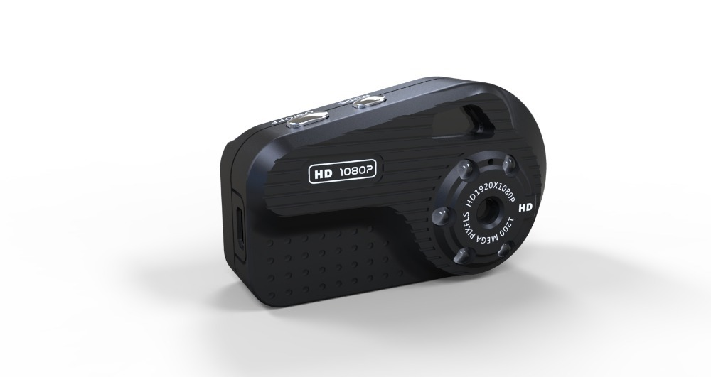 S3 1080P Portable Metal Mini Camera DVR Infrared Night Vision Micro Camcorder Audio/Video Recorder - Meplus Electronic store