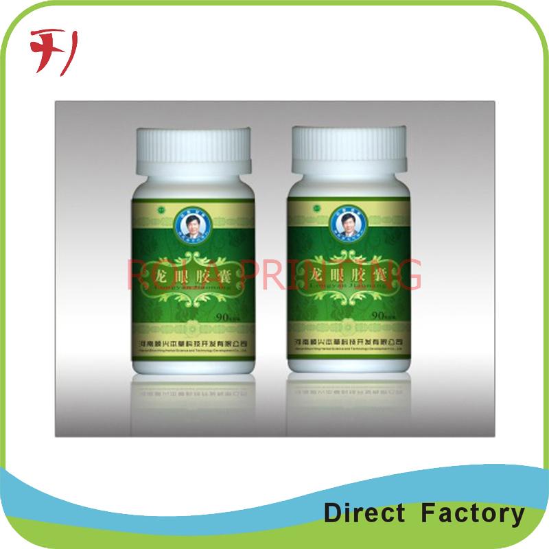 Customized Custom waterproof adhesive honey sticker(China (Mainland))