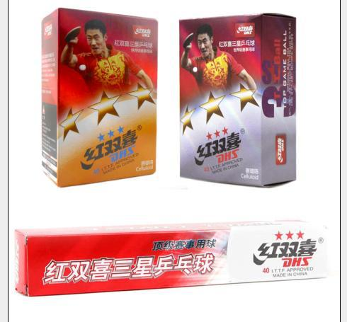 30x DHS 3-star (3 star 3star) 40mm Table Tennis Balls for PingPong 2015 The new listing Factory Direct Selling(China (Mainland))