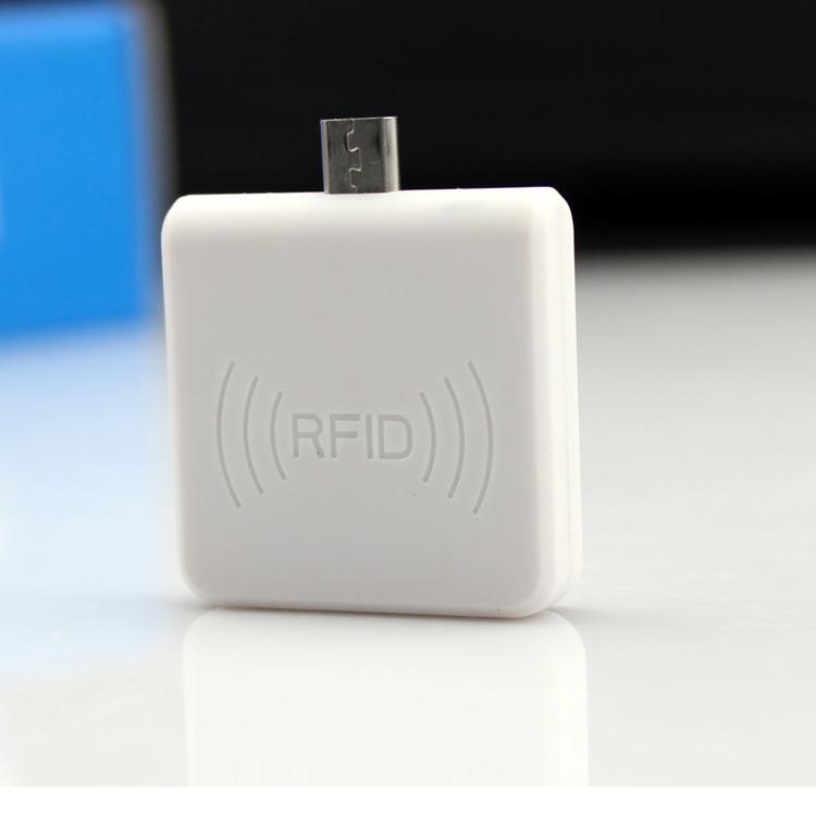 New OTG 125Khz EM4100  Mini USB RFID Reader for For Android Mobile Phone mobile RFID card reader<br><br>Aliexpress