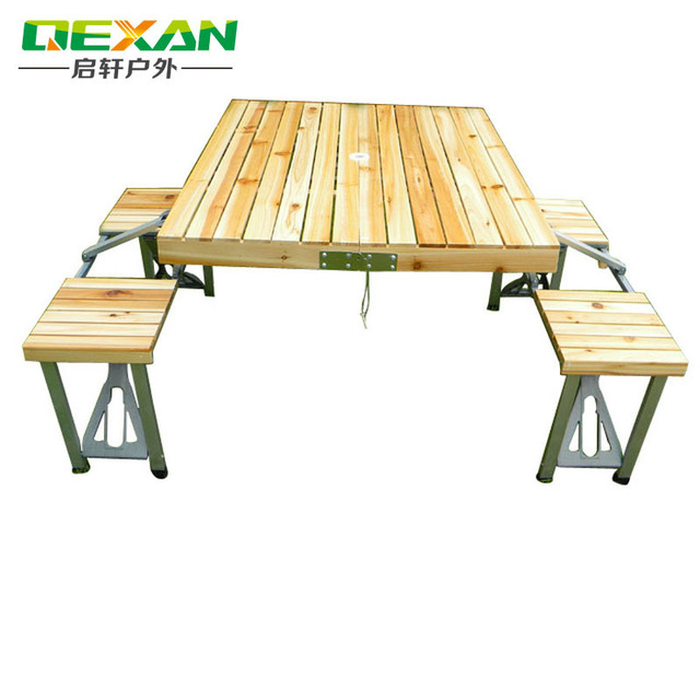 2013 new style camping equipment outdoor folding away  tables and chairs folding tables with chairs