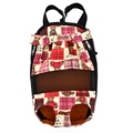 Dog Cat Carrier Backpack Bag For Travel for Pets Breathable Pet Carrier Colorfull Dog Backpacks Puppy