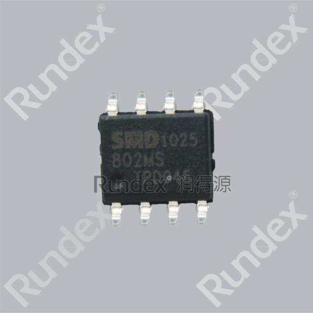 Original Hot SMD802 SMD802MST 10-30W non-isolated LED fluorescent lamp drive circuit(China (Mainland))
