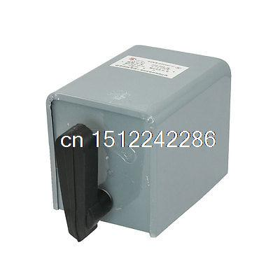 380VAC 60Amp Reversing Drum Switch Forward Stop Reverse Motor Controller(China (Mainland))