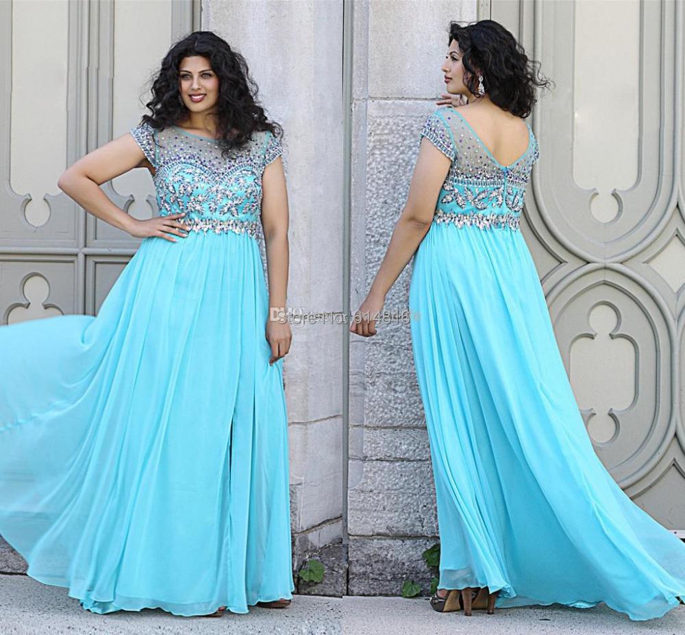 Long prom dresses size 18 - Best Dressed